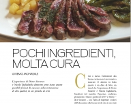 POCHI INGREDIENTI, MOLTA CURA